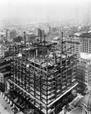 Woolworth Building 2 Feb. 1912 LC-USZ62-105567