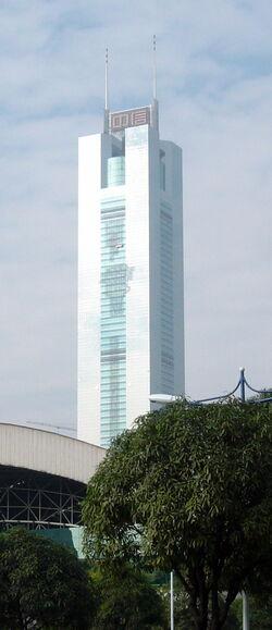 Guangzhou CITIC Plaza DSC02461