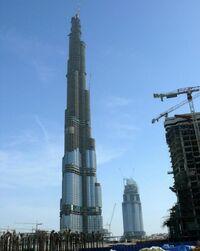 Burj Dubai 02.12.2007