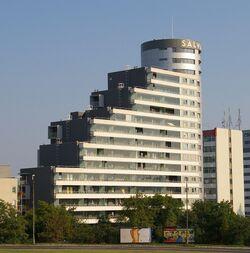 20080827 Krakow Salwator Tower 4294