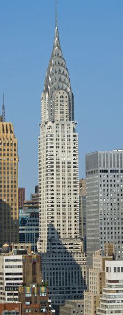 Chrysler Building by David Shankbone