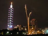 800px-Taipei New Year Fireworks