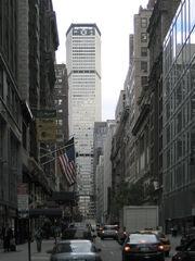 MetLife Building side