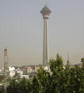 Gisha borj milad tehran teheran tower