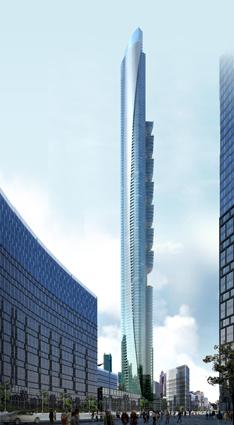 Aedas Pentominium Tower Dubai