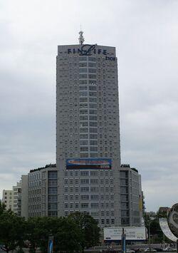 Babka tower warsaw