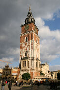 Kraków -Town Hall Tower 01