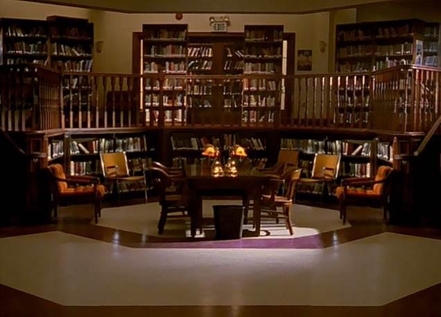 Sunnydale High School Library Buffyverse Wiki Fandom
