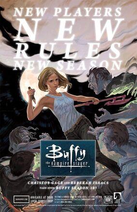 Buffy S10 ad