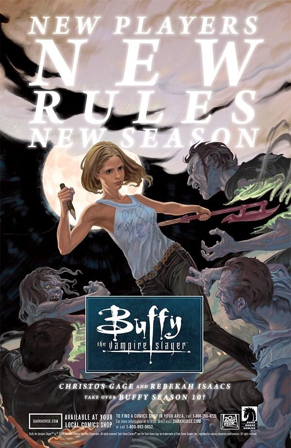 Buffy The Vampire Slayer Season Ten