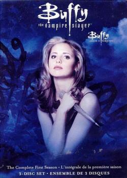 Buffy Seizoen 1 DVD