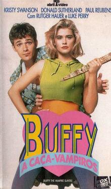 Buffy a Caça-Vampiros VHS