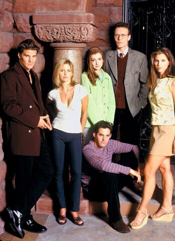 Buffy the Vampire Slayer (season 2) | Buffyverse Wiki