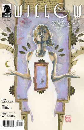 Wonderland 1 Cover
