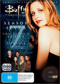 Buffy Seizoen 7 DVD Regio 4
