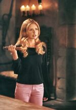 Buffy vs dracula still
