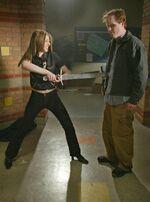 Chosen Michelle Trachtenberg Joss Whedon