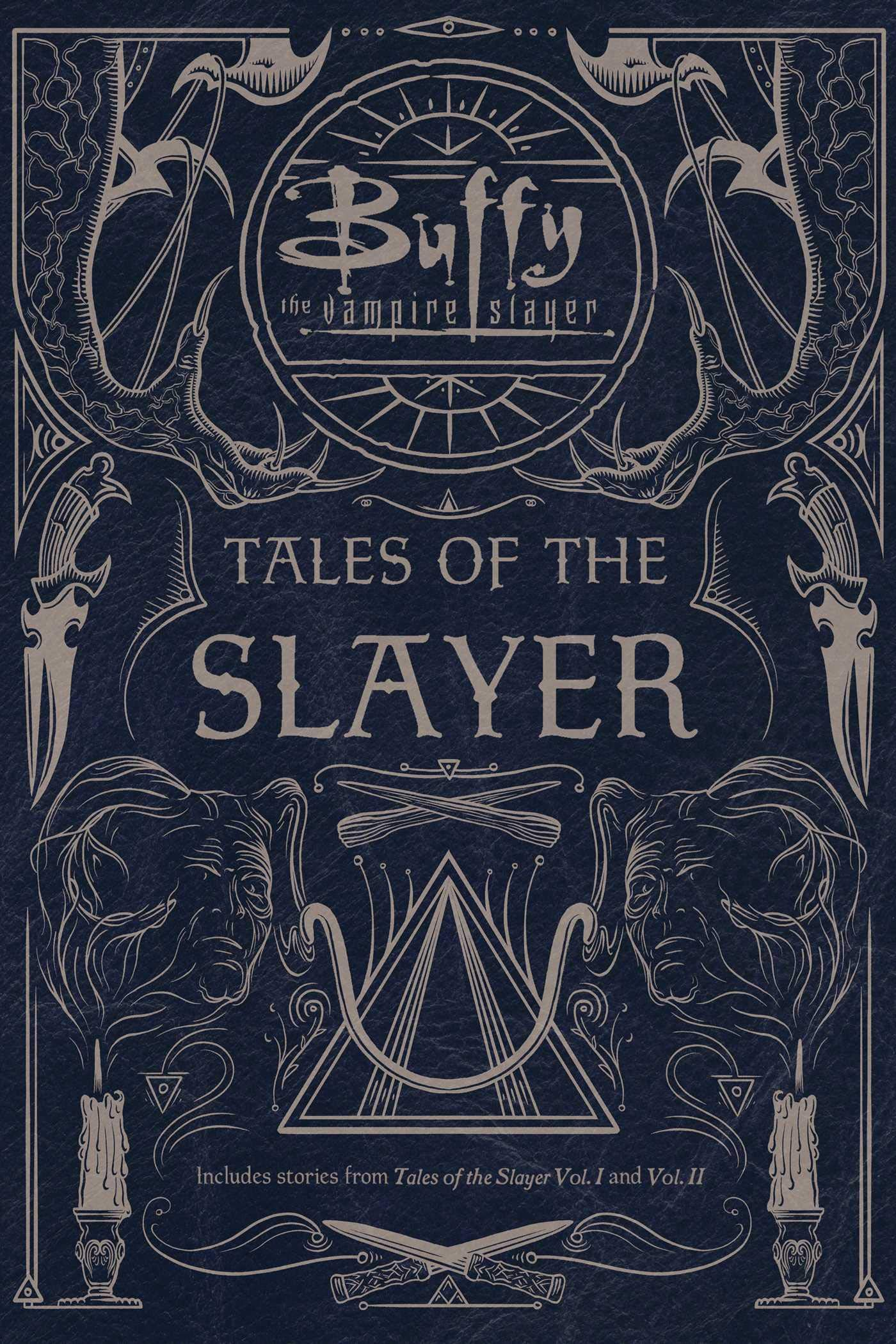 Volume 3 Tales of the Slayer