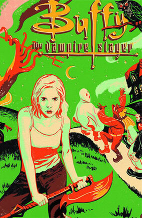 Return to Sunnydale 1 Cover