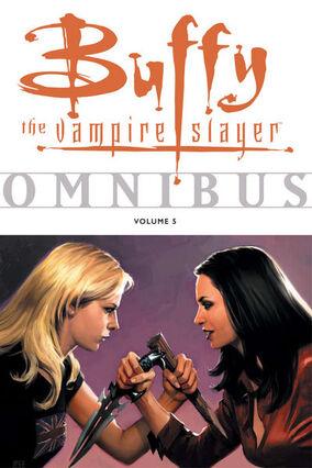 Omnibus 5 Cover