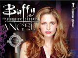 Buffy and Angel Figurine Collection Magazine