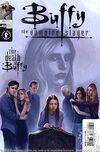 The Death of Buffy 1 Cover
