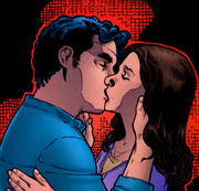 Xander Dawn Comics Kiss