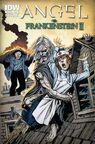 Angel vs Frankenstein II cover