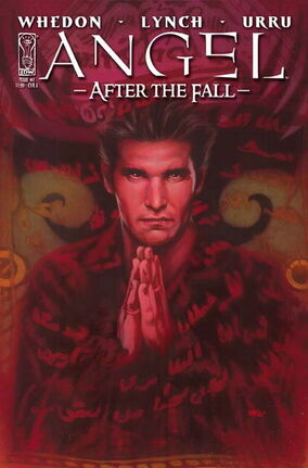 After the Fall 1 Cover