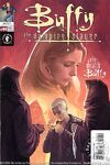 The Death of Buffy 2 Cover