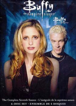 Buffy Seizoen 7 DVD Regio 1