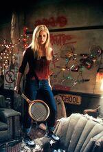Buffy the freshman still