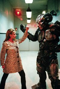 Buffy vs moloch i robot, you jane still