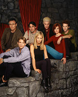 Buffy season four cast