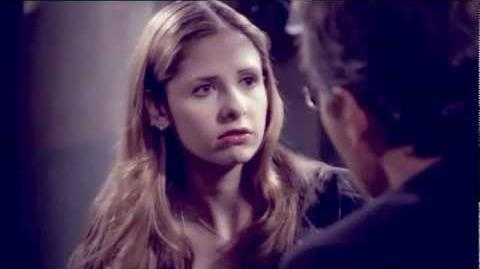 Castle Walls Buffy Summers - BTVS