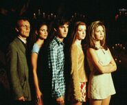 Buffy cast season-one