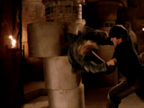 Duel in the Guardian's crypt