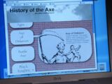 History of the Axe