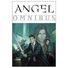 Angel Omnibus cover from Dark Horse