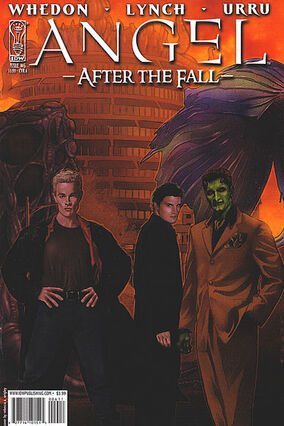 After the Fall 6 Cover