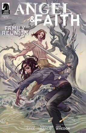 Family Reunion 3 Cover