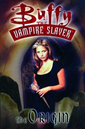 The Origin Cover