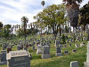Angelus cemetery