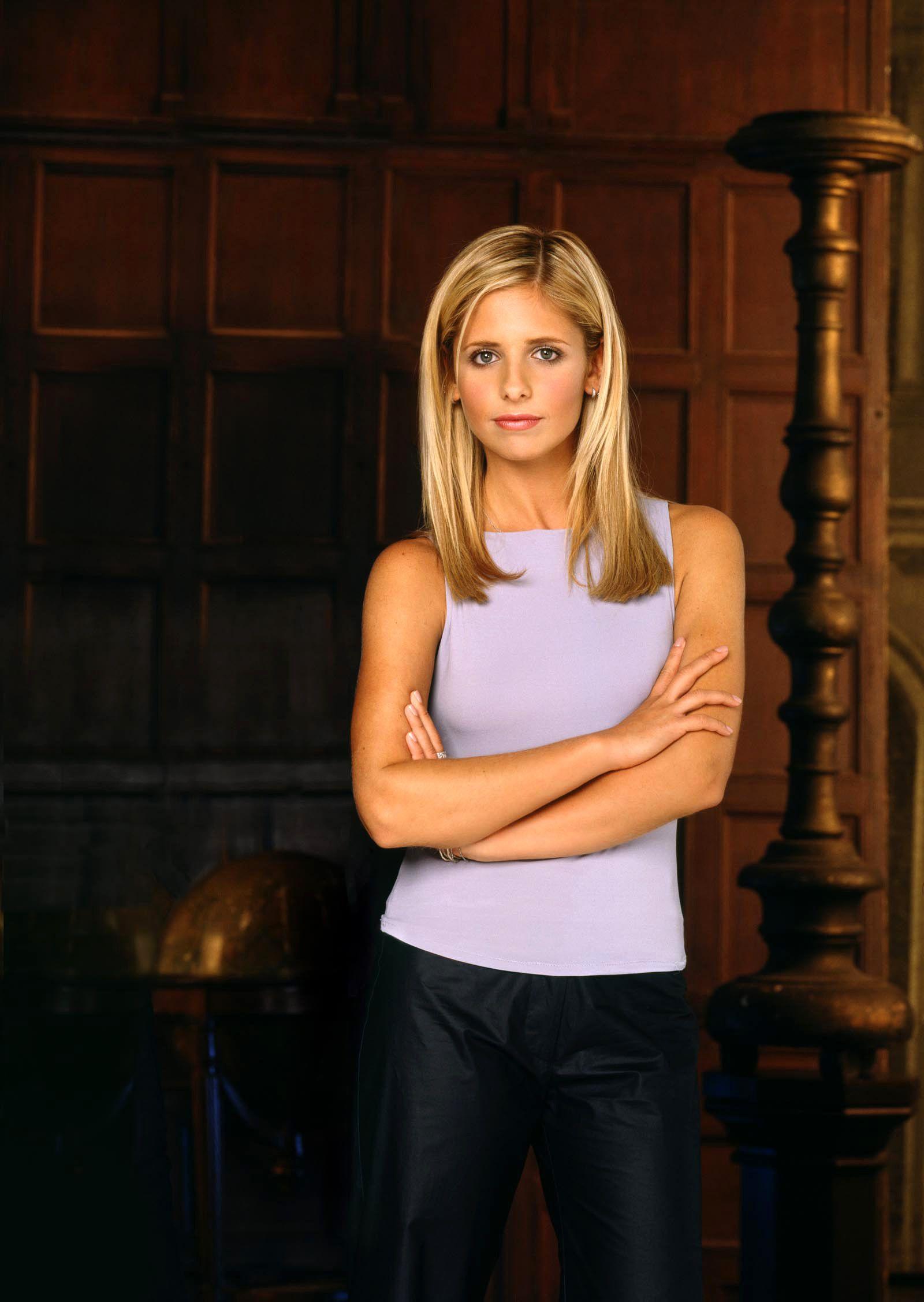 Buffy the vampire lauer storyline tmb