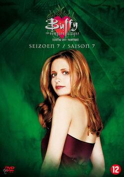 Buffy Seizoen 7 DVD Regio 2