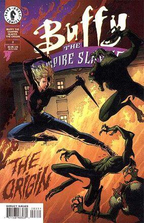 The Origin 3 Cover