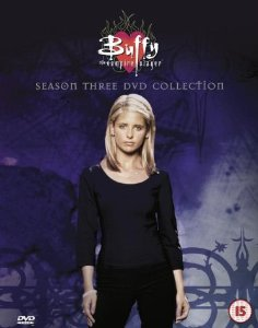 Buffy Seizoen 3 DVD Regio 2
