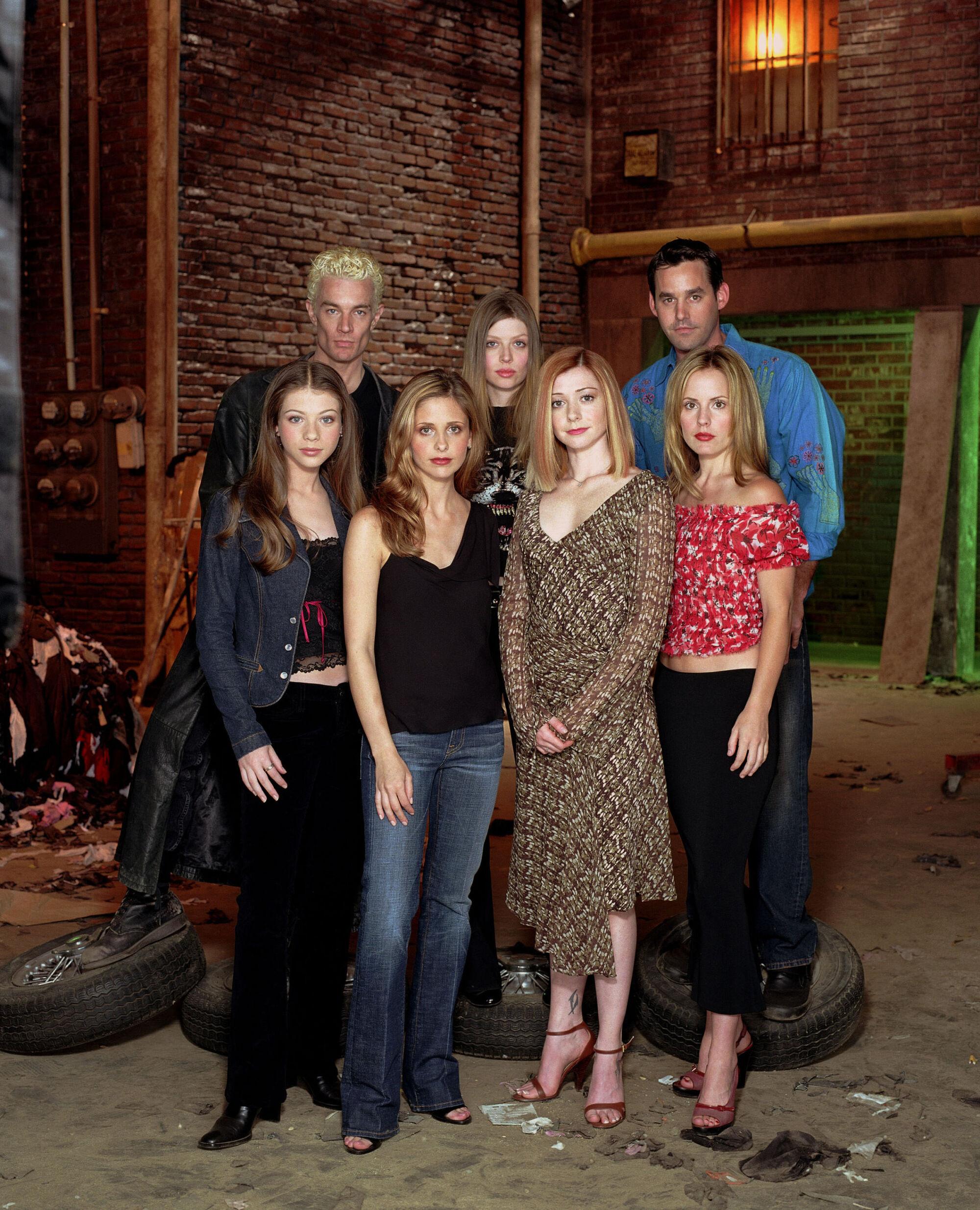 Buffy the Vampire Slayer (season 6)   Buffyverse Wiki   FANDOM