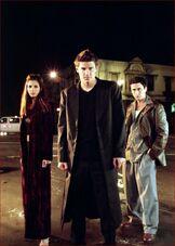 Angel investigations season one promo 2