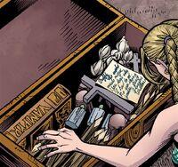 Buffy slayer tools-comics